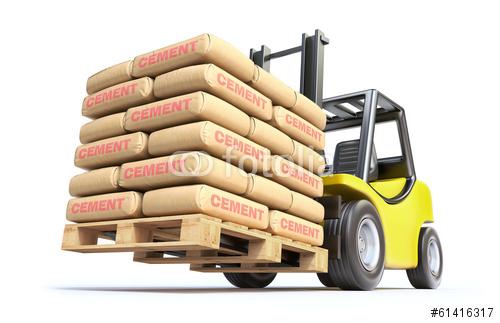 Цемент и общестроительные смеси