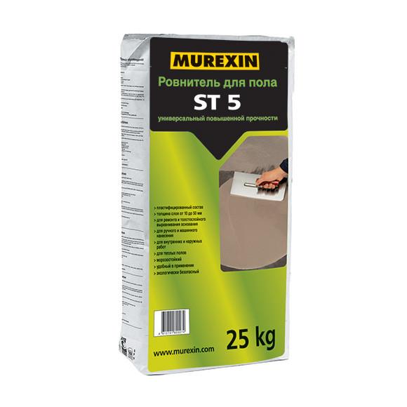 Ровнитель для пола ST 5 (Ausgleichsmasse ST 5)