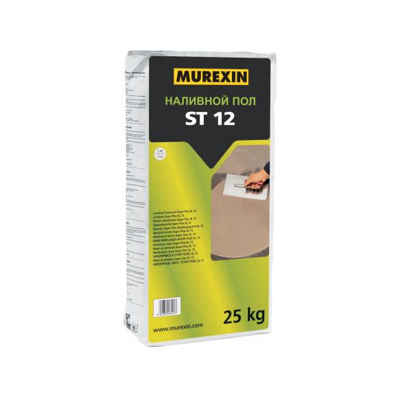 Наливной пол ST 12 (Nivelliermasse ST 12)
